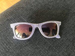Ray Ban Glasses grey violet