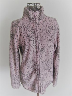 Style Fleece Jackets multicolored polyester