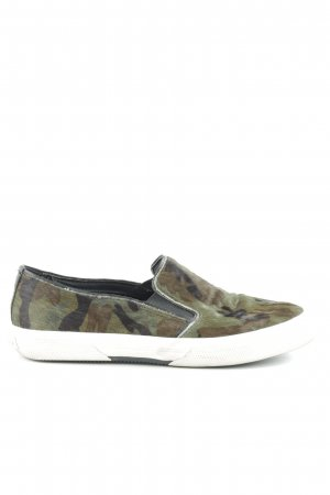 Reaction Schlüpfsneaker Camouflagemuster Casual-Look