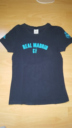 Real Madrid Shirt Dunkelblau