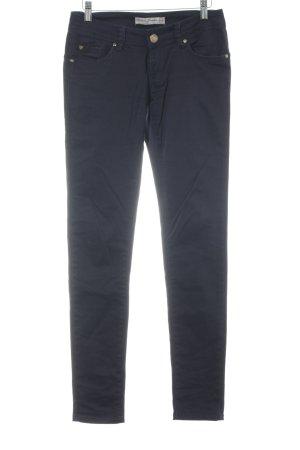 Reals Skinny Jeans dunkelblau College-Look