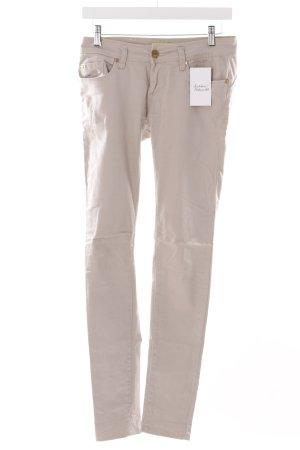 Reals Skinny Jeans hellbeige schlichter Stil
