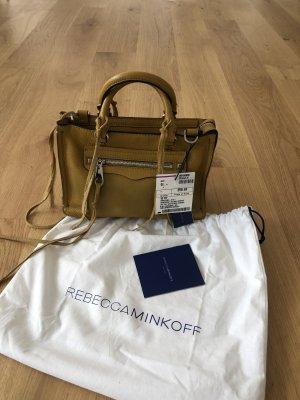 Rebecca Minkoff Mini sac ocre-jaune