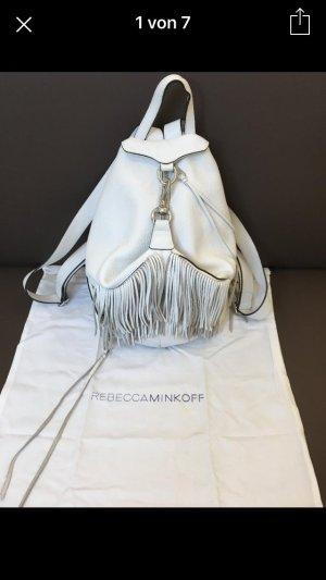 Rebecca minkhoff rucksack weiss