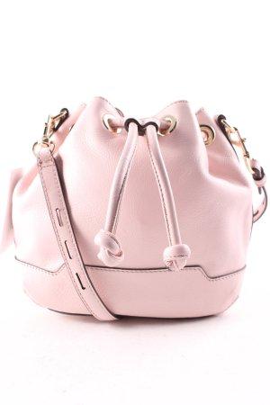 Rebecca Minkoff Borsellino rosa chiaro stile semplice