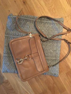 Rebecca Minkoff Cross Body bag tan size medium wie neu