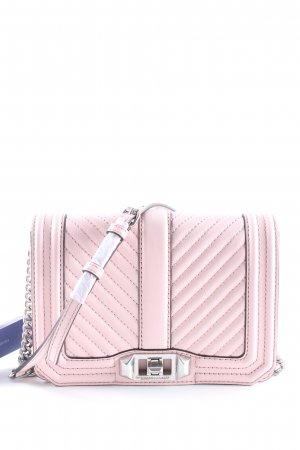 "Rebecca Minkoff Handtasche ""Chevron Quilted Small Love Crossbody Bag Peony"""