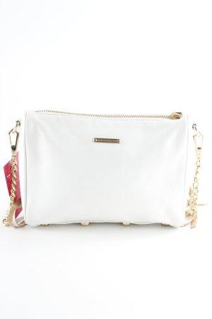 Rebecca Minkoff Handtasche wollweiß schlichter Stil