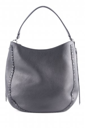 "Rebecca Minkoff Hobotas ""Unlined Convertible Hobo Bag Black"" zwart"
