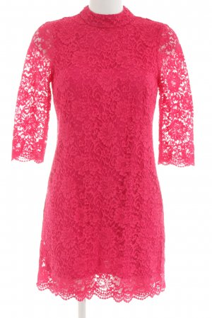 Rebecca Minkoff Langarmkleid pink Elegant
