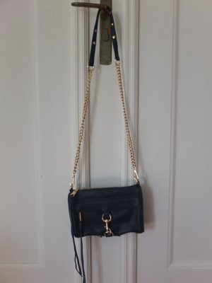 Rebecca Minkoff Mini mac Tasche in Navy