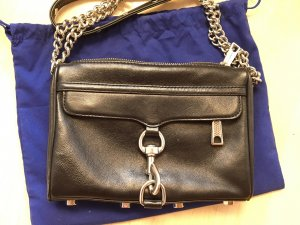 Rebecca Minkoff Mini Bag black-silver-colored