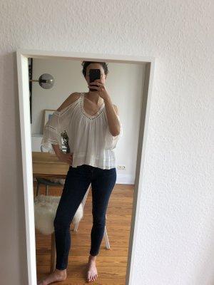 Rebecca Minkoff Off the shoulder top wit