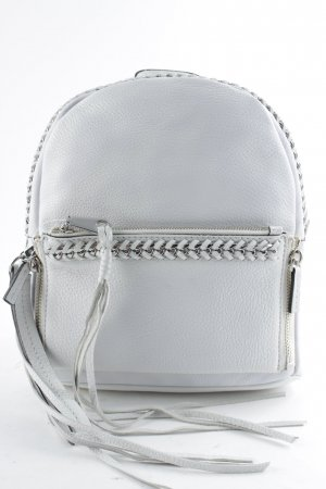 "Rebecca Minkoff School Backpack ""Small Lola Backpack White"""