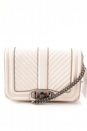 Rebecca Minkoff Shoulder Bag nude street-fashion look