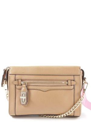 670bb20df21eb Rebecca Minkoff Crossbody bag nude-gold-colored elegant