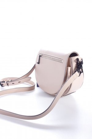 "Rebecca Minkoff Umhängetasche ""Astor Saddle Bag Latte"" beige"