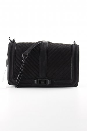"Rebecca Minkoff Sac bandoulière ""Love Crossbody Bag Black"" noir"