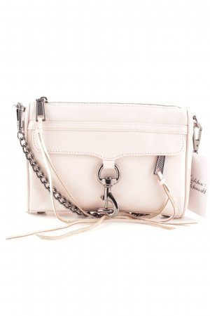 "Rebecca Minkoff Umhängetasche ""  Mini Mac Crossbody Bag Soft Blush "" rosé"