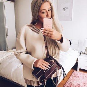 Rebecca Minkoff Zip Bag Leder Brombeere