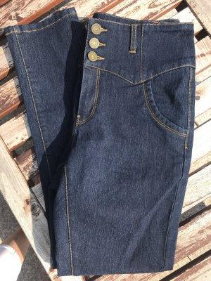 Rebel Kate High Waist Denim Jeans
