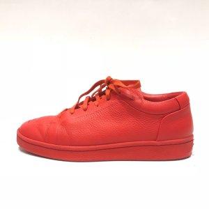 Red Balenciaga Sneaker