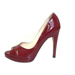 Red Casadei High Heel