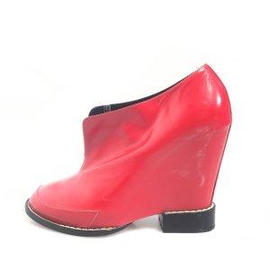 Red Chloe High Heel