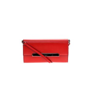 Red Christian Louboutin Cross Body Bag