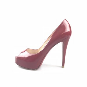 Red Christian Louboutin High Heel