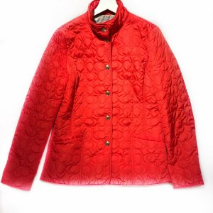 Red Coach Jacket