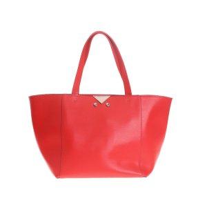 Red Emporio Armani Shoulder Bag
