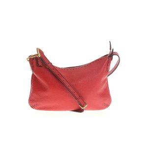 Red Fendi Cross Body Bag