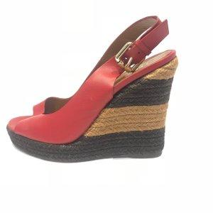 Red Fendi High Heel
