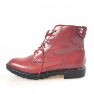 Red Fratelli Rossetti Boot