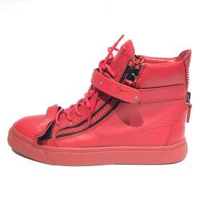 Red Giuseppe Zanotti Sneaker