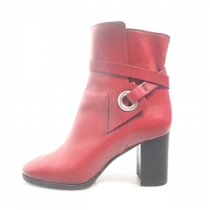 Red Isabel Marant Boot
