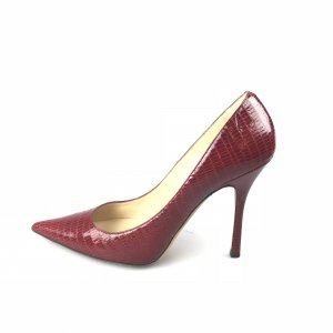 Red Jimmy Choo High Heel