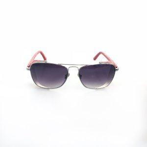 Red Linda Farrow Sunglasses