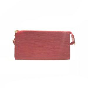 Red Louis Vuitton Clutch