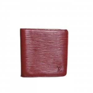 Red Louis Vuitton Wallet