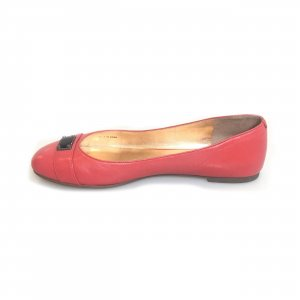 Red Marc By Marc Jacobs Flat