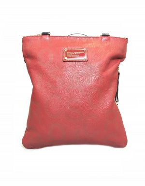 Marc by Marc Jacobs Schoudertas rood
