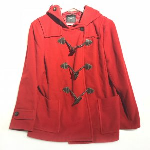 Red Max Mara Coat
