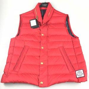 Red Moncler Vest