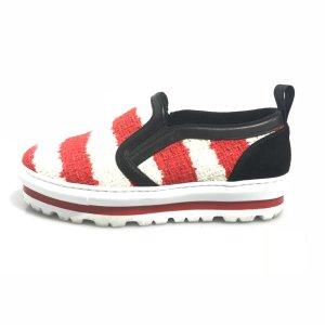 Red MSGM Sneaker