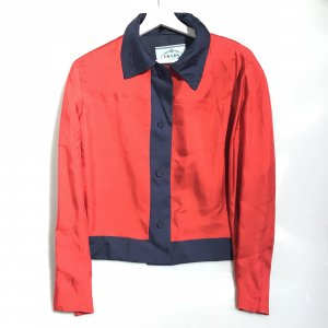 Red Prada Blazer