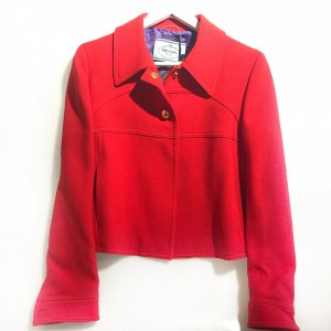 Red Prada Jacket