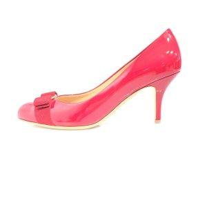 Red Salvatore Ferragamo High Heel