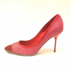 Red Sergio Rossi High Heel